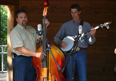 Bluegrass on the Mountain