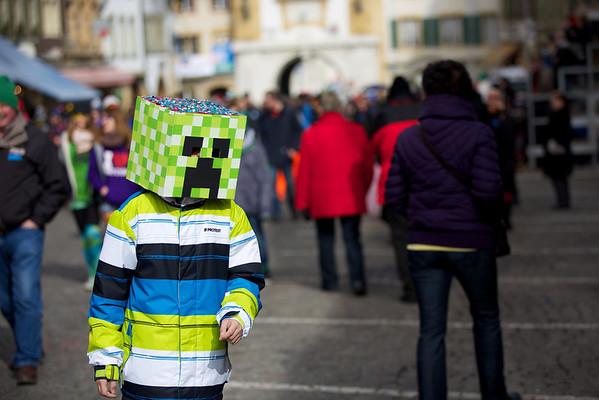 Carnival Murten 2013