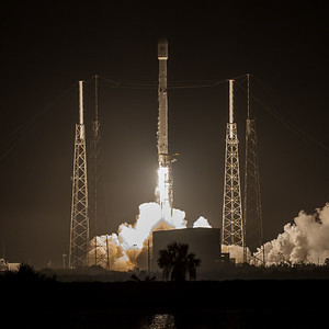 HISPASAT30W-6 by SpaceX