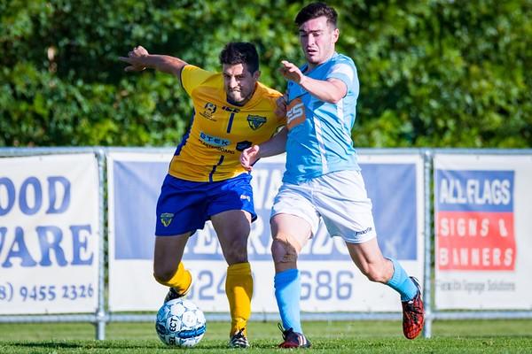 Inglewood United v Perth SC