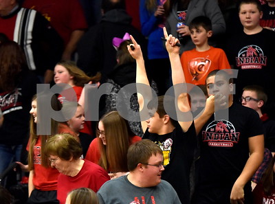 2/7/17 Manson NW Webster @ Pocahontas Area Girls Basketball