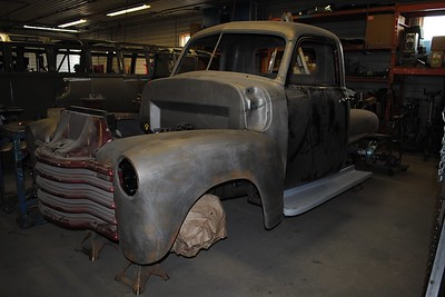 47 Chev Pick up