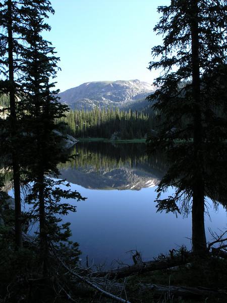 Rocky Mountain National Park. July 2005