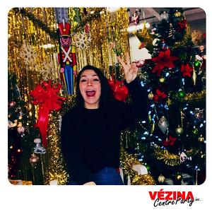 Vezina Party Center Party de Noël 2019