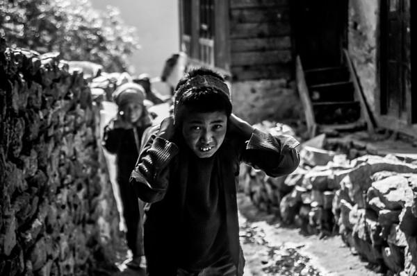 Nepal, Streets