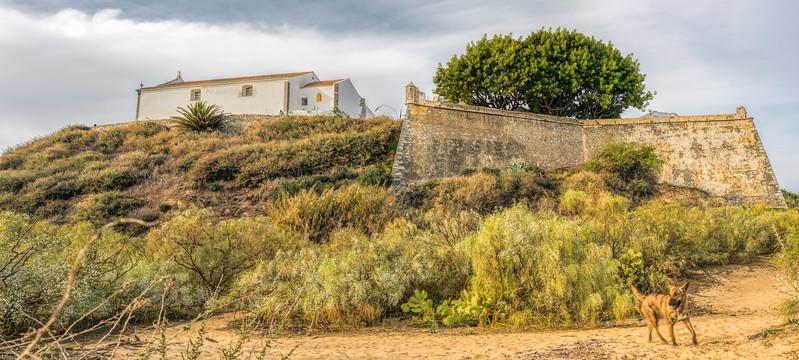 Cacela Velha, Algarve, Portugal
