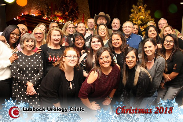 Lubbock Urology Christmas 2018