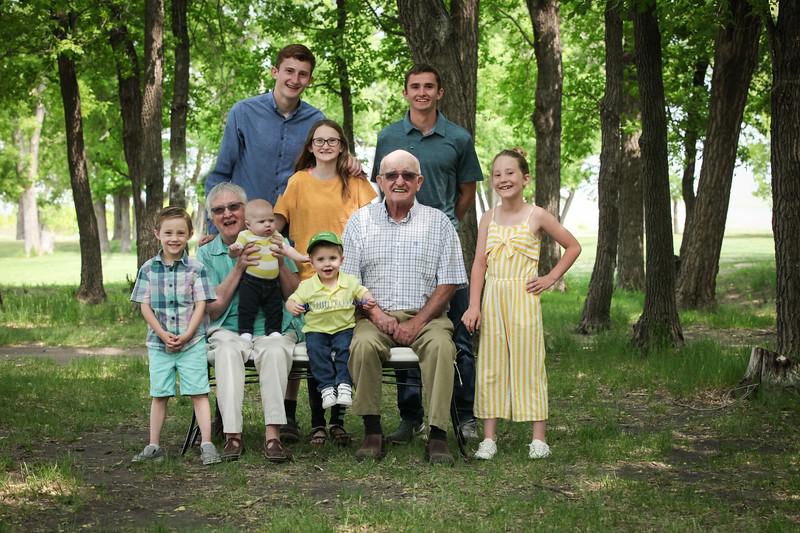 Lodoen Family