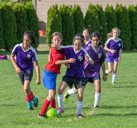2019-09-14 Emilia's soccer game
