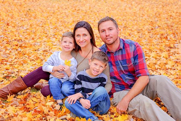 Miller Family Fall 2018