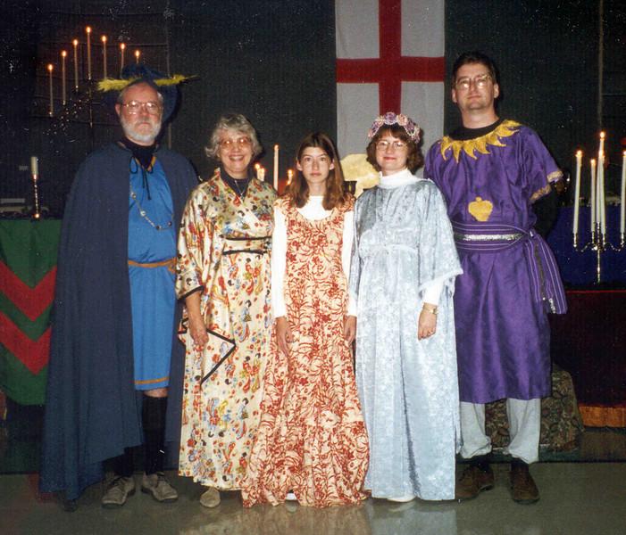 Tom, Jacquie, Amanda, Sharon, Brian, Renaissance Feast.jpg