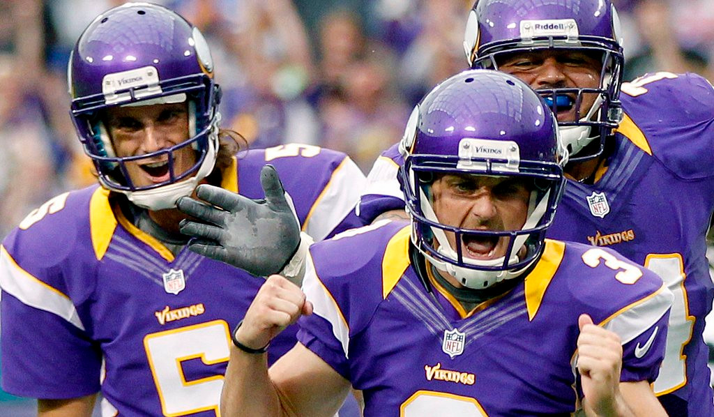 ". 1. CHRIS KLUWE <p>He�s the only person surprised his ex-teammates want nothing to do with him. (unranked) </p><p><b><a href=""http://www.twincities.com/vikings/ci_26366778/vikings-chris-kluwes-former-teammates-not-returning-my\"" target=\""_blank\""> LINK </a></b> </p><p>    (Andy King/Getty Images)</p>"