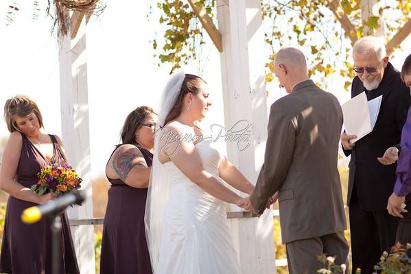 Ceremony - Stephanie and Scott