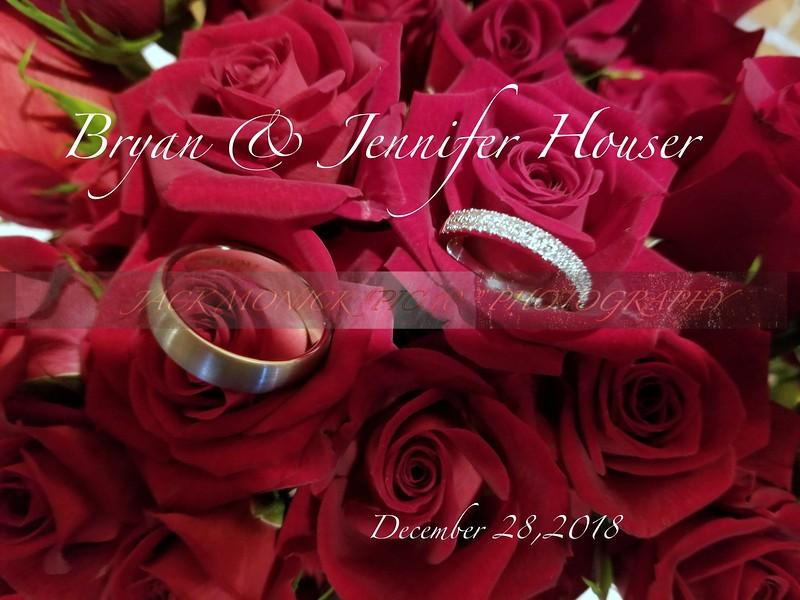 Bryan and Jennifer Houser Wedding