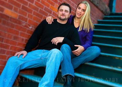 Erin & Jeff Engagement