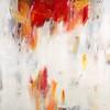 "Attraction-J  Martin, 48""x48"" on canvas"