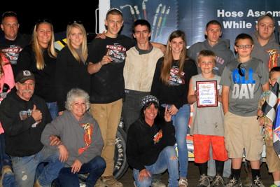 Brewerton Speedway - July 3, 2015 - Jay Fish