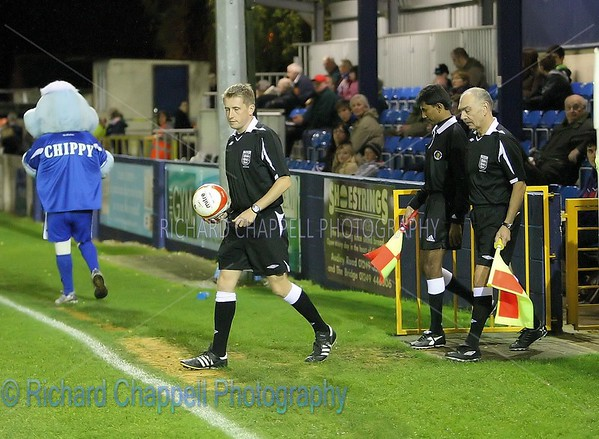 CHIPPENHAM TOWN V OXFORD CITY RED INSURE CUP