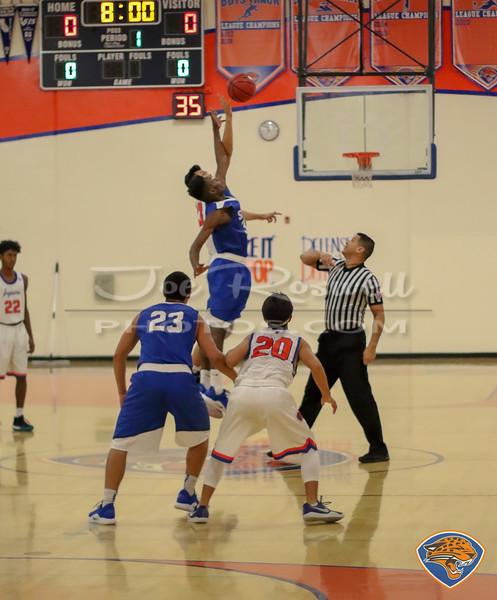 2018 - Kimball vs. Sierra Varsity Boys Basketball