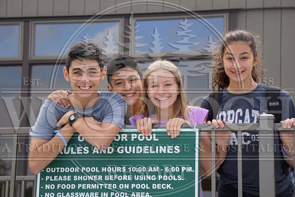 August 31 - Pool Games
