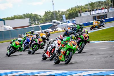 British Superbikes 2013 Round 9