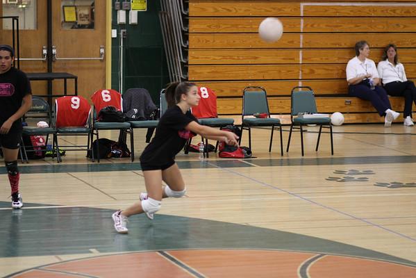 20081003 Volleyball vs. Lindenhurst