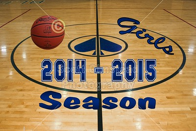 2014 - 2015 Girl's Basketball