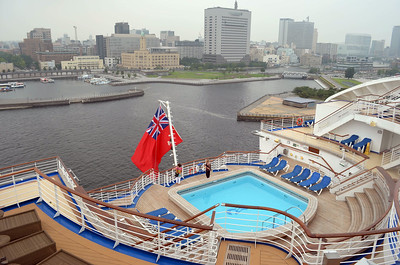 Yokohama Port District 2014