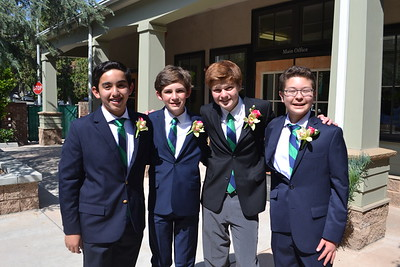 Chandler 8th Graders Move on to High School