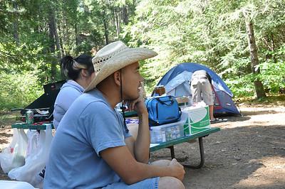 Yosemite Camping June 2009