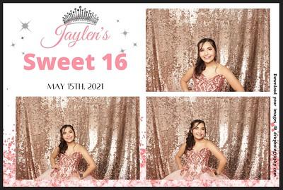 Jaylen Sweet 16
