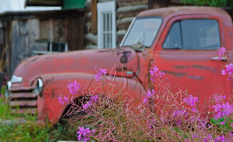 Carcross, Yukon Territory.