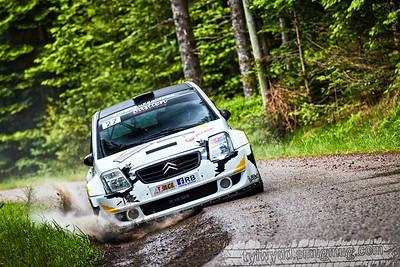 Rallye de Lorraine 2016