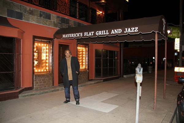 Maverick's Flat Presents Live in Concert - Earl R. Johnson Jr. 1-12-2011