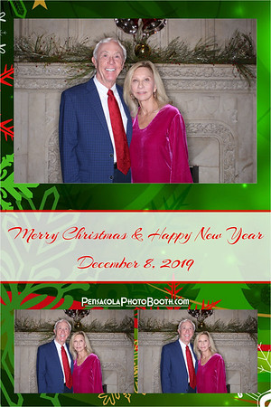 Sandy Sansing Company Christmas Party 12-8-19