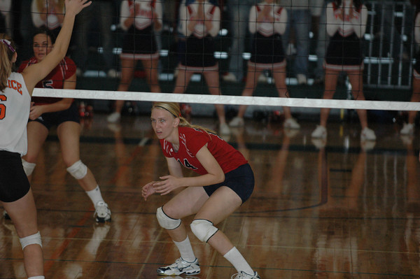 Var Volleyball vs Beatrice 11/6/08
