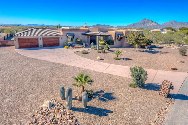 For Sale 4996 S. Cat Mountain Rd Tucson, AZ 85757