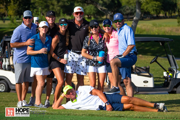 Hope Hits Harder 22nd Annual Golf Tournament