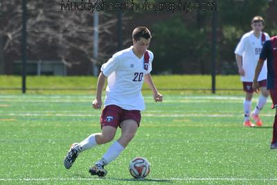 Spring 2015 U16 MRL Game 1 (4/12/15)