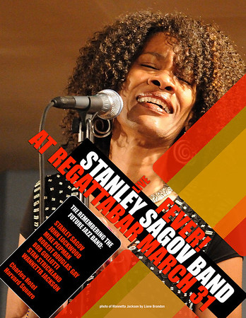 Concert photos:  Stanley Sagov Band