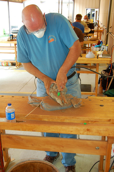 Beauty in the Wind: Carving with Christopher White