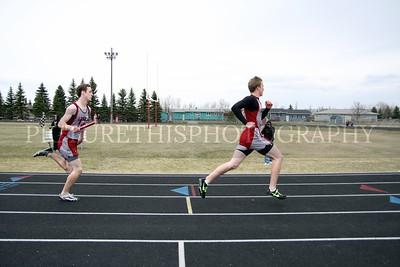 High School Track Meets