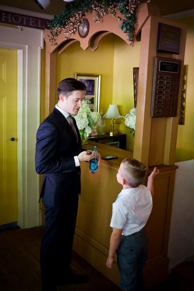 Aaron and Ocean's Wedding 8-20-2017