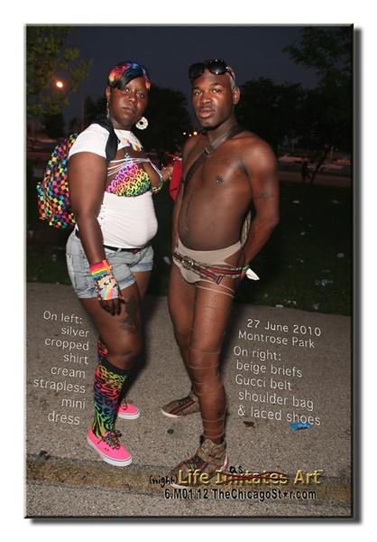 Montrose Pride 2010 Portrait Collection