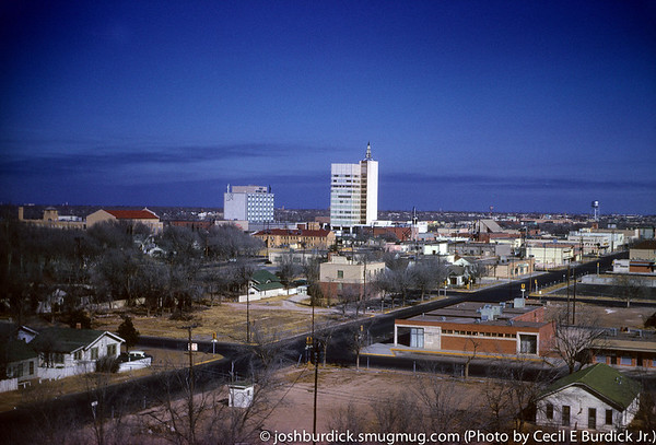 Odessa TX in the Early 60's