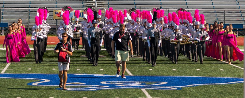 SFA@Friendswood Marching Contest 9/30/2017