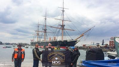 Rw6 THOGS Ship Ahoy, 29 Apr 2021