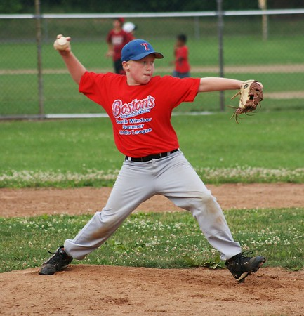 Tolland Summer League Baseball 071111