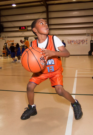 Upward Basketball 100116