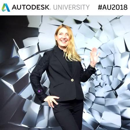 AutoDesk - 3D Matrix Photos